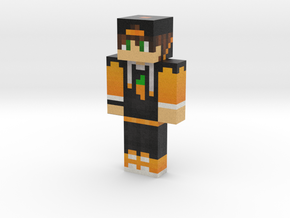 CarrotXD | Minecraft toy in Natural Full Color Sandstone