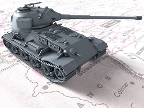 1/87 (HO) German Pz.Kpfw. VII Heavy Tank in Smooth Fine Detail Plastic