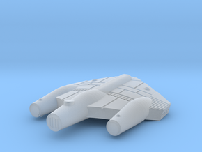 3125 Scale ISC Frigate (FF) SRZ in Smooth Fine Detail Plastic