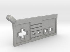 NES Controller Styled Pendant in Aluminum