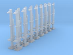 Set of 16 - Hi-Lift Off-road jack in Smoothest Fine Detail Plastic