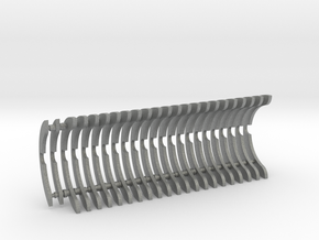 Heat Sink Fins (full) for PP Starkiller in Gray Professional Plastic