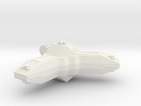 Omni Scale LDR Base Station CVN in White Natural Versatile Plastic