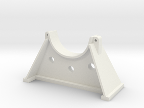 Saddle for 85m Crane Boom in White Natural Versatile Plastic