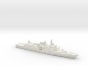 Hydra-class frigate, 1/1800 in White Natural Versatile Plastic