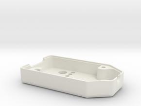 Autofire Unit Gehäuse-Oben in White Natural Versatile Plastic