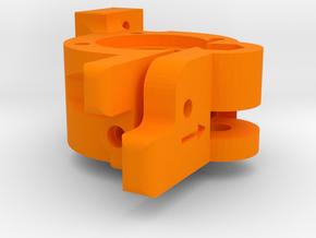 XL - Extruder unten in Orange Processed Versatile Plastic