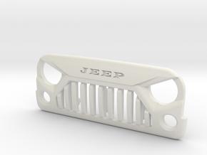 Orlandoo OH35A01 Jeep Grill in White Natural Versatile Plastic