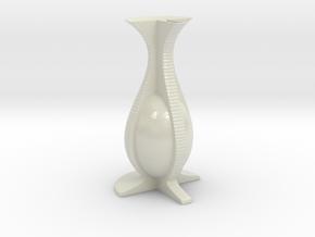 Vase 12142 in Glossy Full Color Sandstone