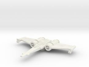 (1/380) Clone Z-95 Headhunter in White Natural Versatile Plastic