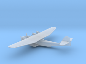 Martin M-130 China Clipper in Smooth Fine Detail Plastic: 6mm