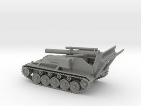 1/144 Scale M41 155mm Howitzer in Gray Professional Plastic