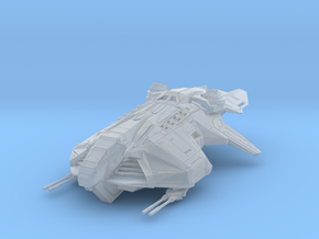 UNSC Vulture in Smooth Fine Detail Plastic: 1:300