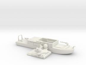 xuelong II icebreaker 1/700 in White Natural Versatile Plastic