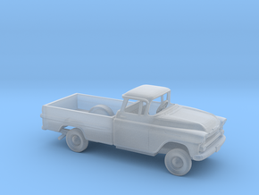 1/87 1958 Chevrolet Apache Long Bed Kit in Smooth Fine Detail Plastic