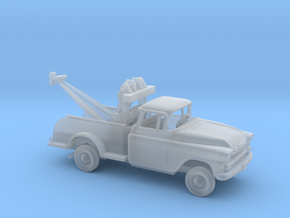 1/160 1958 Chevrolet Apache Towtruck Kit in Smooth Fine Detail Plastic