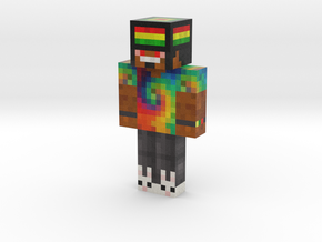 minsco | Minecraft toy in Natural Full Color Sandstone