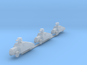 Praga TN SPE 37  1:700  3pcs in Smooth Fine Detail Plastic