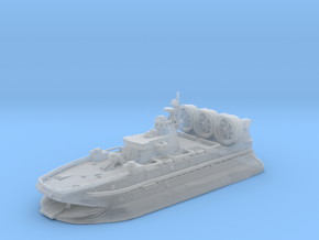 Zubr-class LCAC in Smooth Fine Detail Plastic