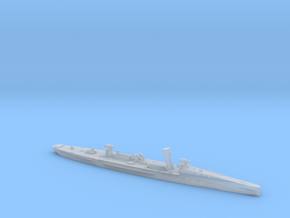 SMS Sperber 1/1200 (without mast) in Smooth Fine Detail Plastic