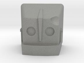 Artisan Cherry Keycap: Iron Giant in Gray Professional Plastic