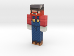 jackneal1   Minecraft toy in Natural Full Color Sandstone