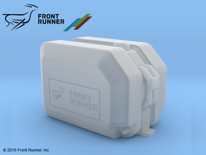 BR10028 Frontrunner Water Tank in Smooth Fine Detail Plastic