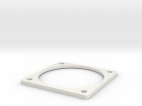 RCRP 104 Lüfterdistanzstück in White Natural Versatile Plastic