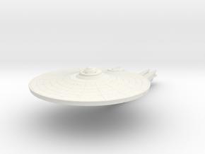 2500 Valiant class in White Natural Versatile Plastic