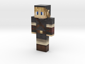Jah007 | Minecraft toy in Natural Full Color Sandstone