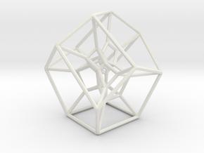 Associahedron K_6 in White Natural Versatile Plastic