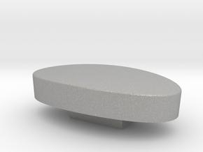 Tensjo kashira 3.57 x 1.04 x 1.96 cm in Aluminum