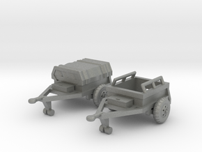 M332 Ammo Trailer in Gray Professional Plastic: 1:160 - N