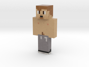 Jacque'sEvenBetterNewSkinForChrimbo | Minecraft to in Natural Full Color Sandstone