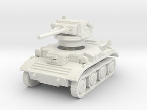 A17 Tetrarch tank 1/100 in White Natural Versatile Plastic