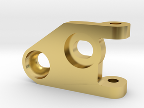 MC3 Wide Front End Stability Kit- Lower Right Arm in Polished Brass