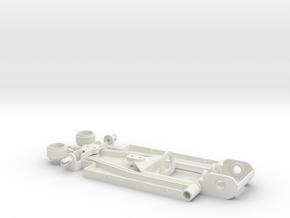 F1 1/32 -b in White Natural Versatile Plastic