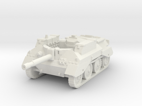 Alecto SPG tank scale 1/100 in White Natural Versatile Plastic