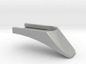 Finger extension for Makarov magazine in Aluminum
