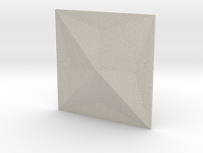 3d tile_2_B in Natural Sandstone