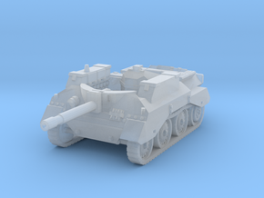 Alecto SPG tank scale 1/285 in Smoothest Fine Detail Plastic