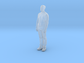Printle C Homme 2237 - 1/87 - wob in Smooth Fine Detail Plastic
