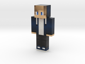 Wolf65 | Minecraft toy in Natural Full Color Sandstone