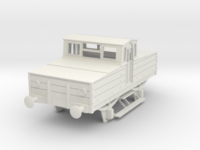 b-32-nsr-battery-loco in White Natural Versatile Plastic
