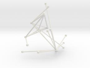 Model of Pascal programming Language Grammar in White Natural Versatile Plastic