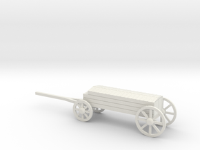 PONTOON TOOL WAGON in White Natural Versatile Plastic