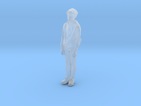 Printle C Kid 295 - 1/87 - wob in Smooth Fine Detail Plastic