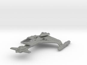 Klingon Vor'cha Class (Torpedo Module) 1/7000 in Gray PA12