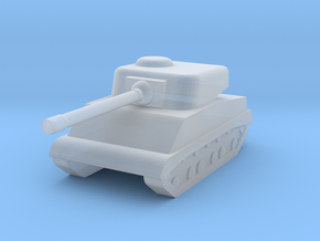 M4 Sherman 1I300 in Smooth Fine Detail Plastic