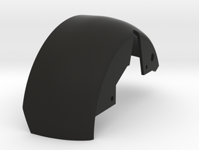 DELTA Chassis Toyota Left Front Inner Fender in Black Natural Versatile Plastic